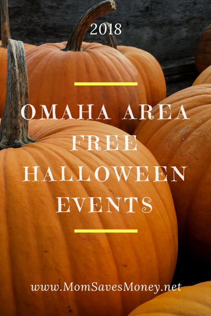 Omaha Area Free Halloween Events 2018 Mom Saves Money Halloween Event Free Halloween Omaha