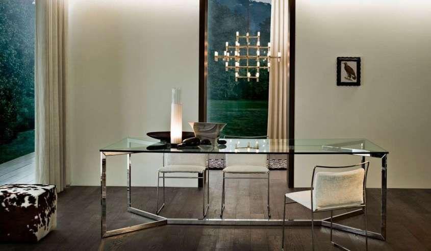Come Scegliere Il Tavolo Da Pranzo Tavoli Da Pranzo Idee Per Interni Idee Di Interior Design