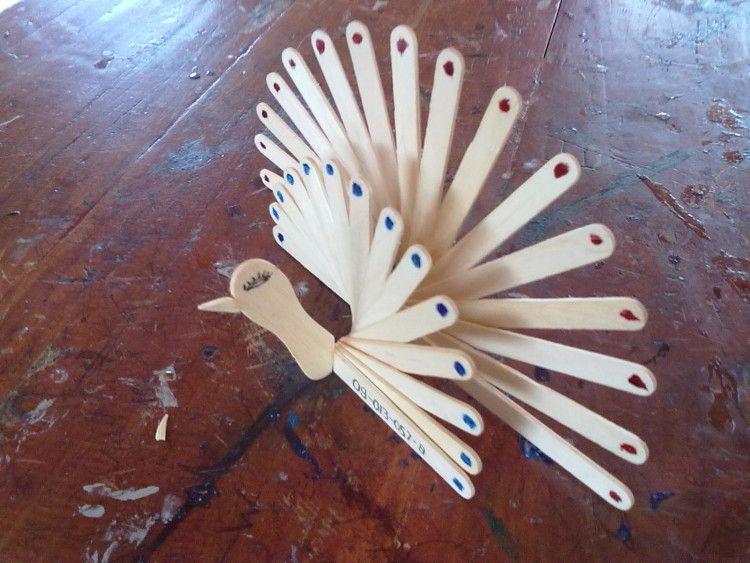 Kerajinan Tangan Dari Stik Es Krim Best Crafts Ideas Fun Crafts