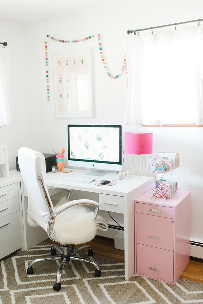 How To Organize And Design Your Dream Office