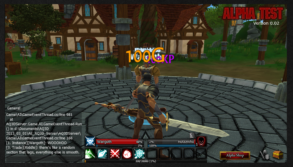 17 Best AQ3D Alpha Test  002 images in 2013