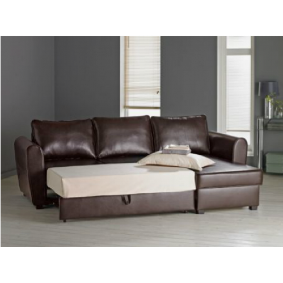 Utilize limited space with Sofa cum bed | Sofas | Corner ...