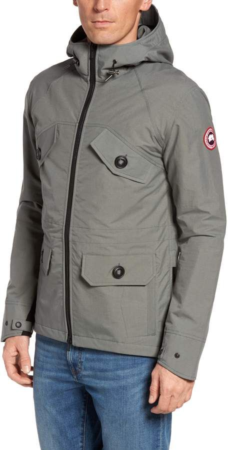 Redstone Slim Fit Hooded Jacket