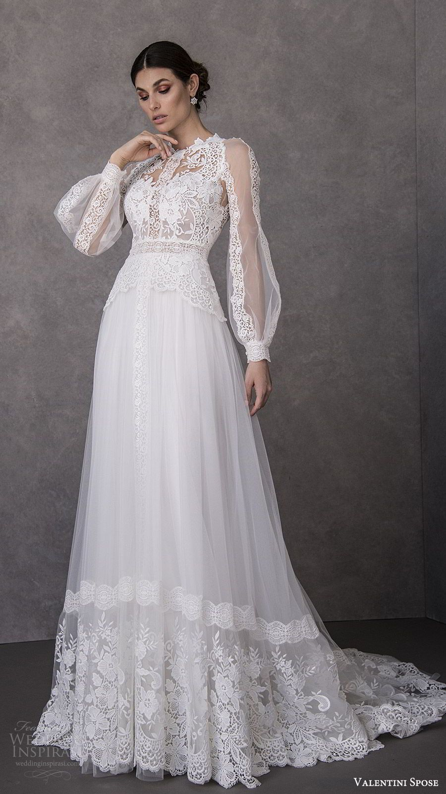 Valentini Spose Spring 2020 Wedding Dresses in 2020
