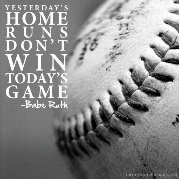 Best Baseball Quotes Baseball Quotes Best Sayings Babe Ruth Win  Mitiog  Pinterest .