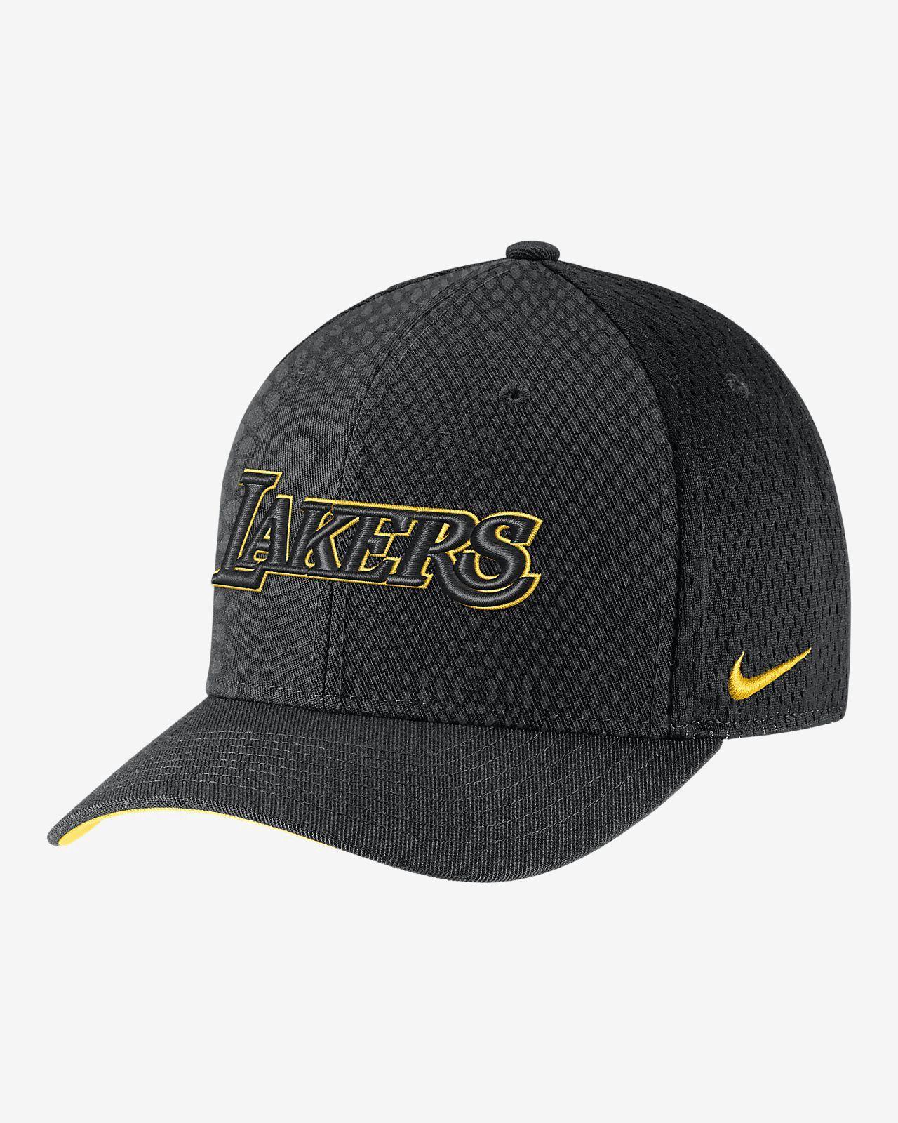 981fa4de85021 Nike Los Angeles Lakers City Edition Classic99 Unisex Nba Hat ...