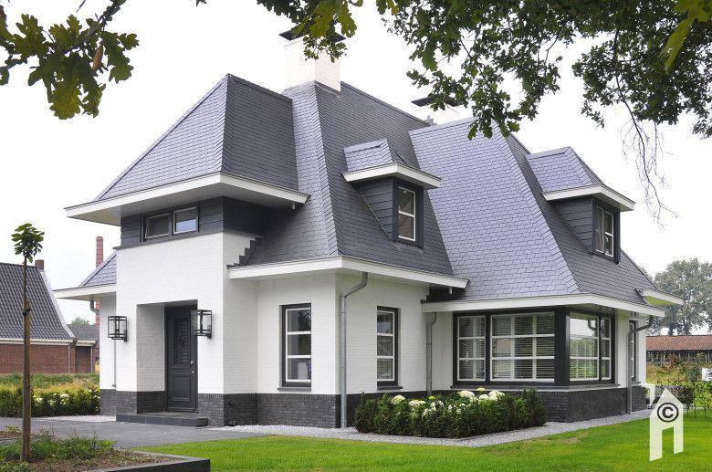 Robert morsink bouwplan met chique classique landhuis belgian style - Chique landhuis ...