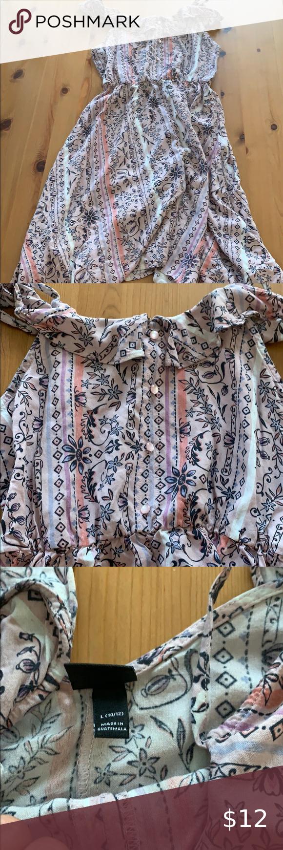 Size 10 12 Summer Dress Summer Dresses Casual Summer Dresses Dresses [ 1740 x 580 Pixel ]