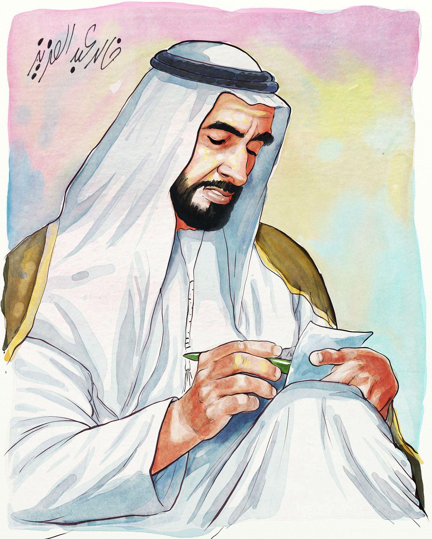 تاريخ زايد عام الخير مجلة ماجد Majid Magazine On Behance Foxy Wallpaper Cartoon Wallpaper Iphone History Uae