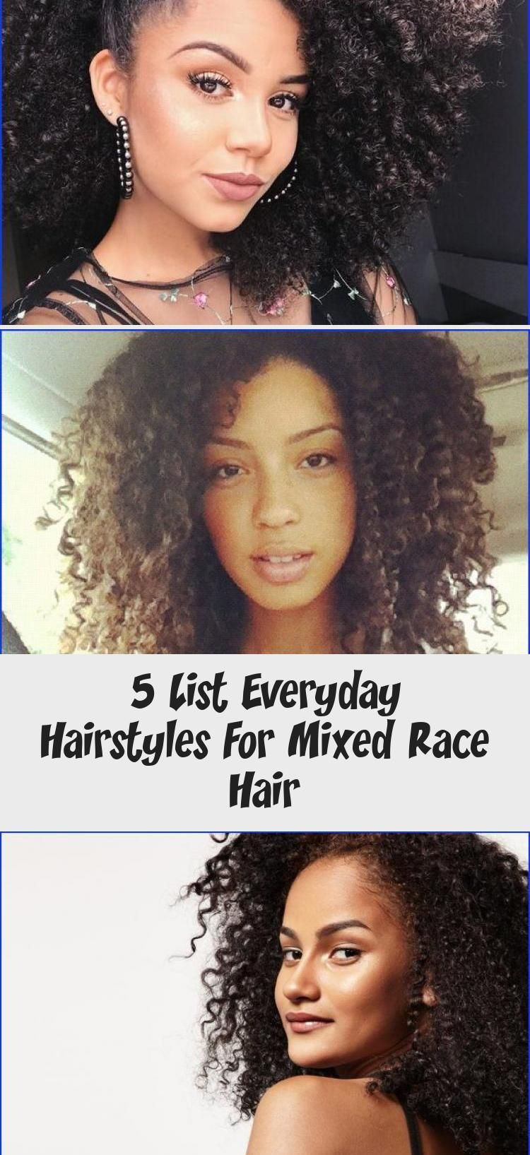 5 List Everyday Hairstyles For Mixed Race Hair   Everyday ...