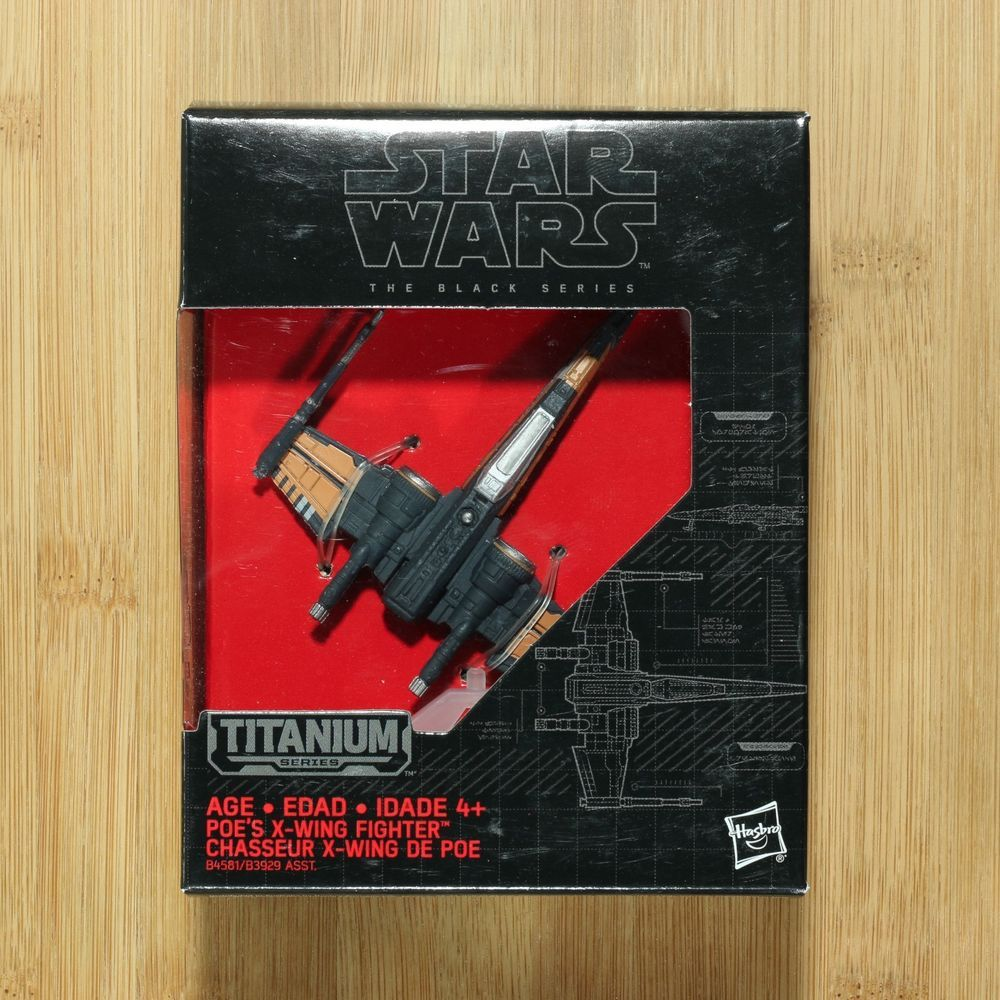 Star Wars The Force Awakens Poe X-Wing #12