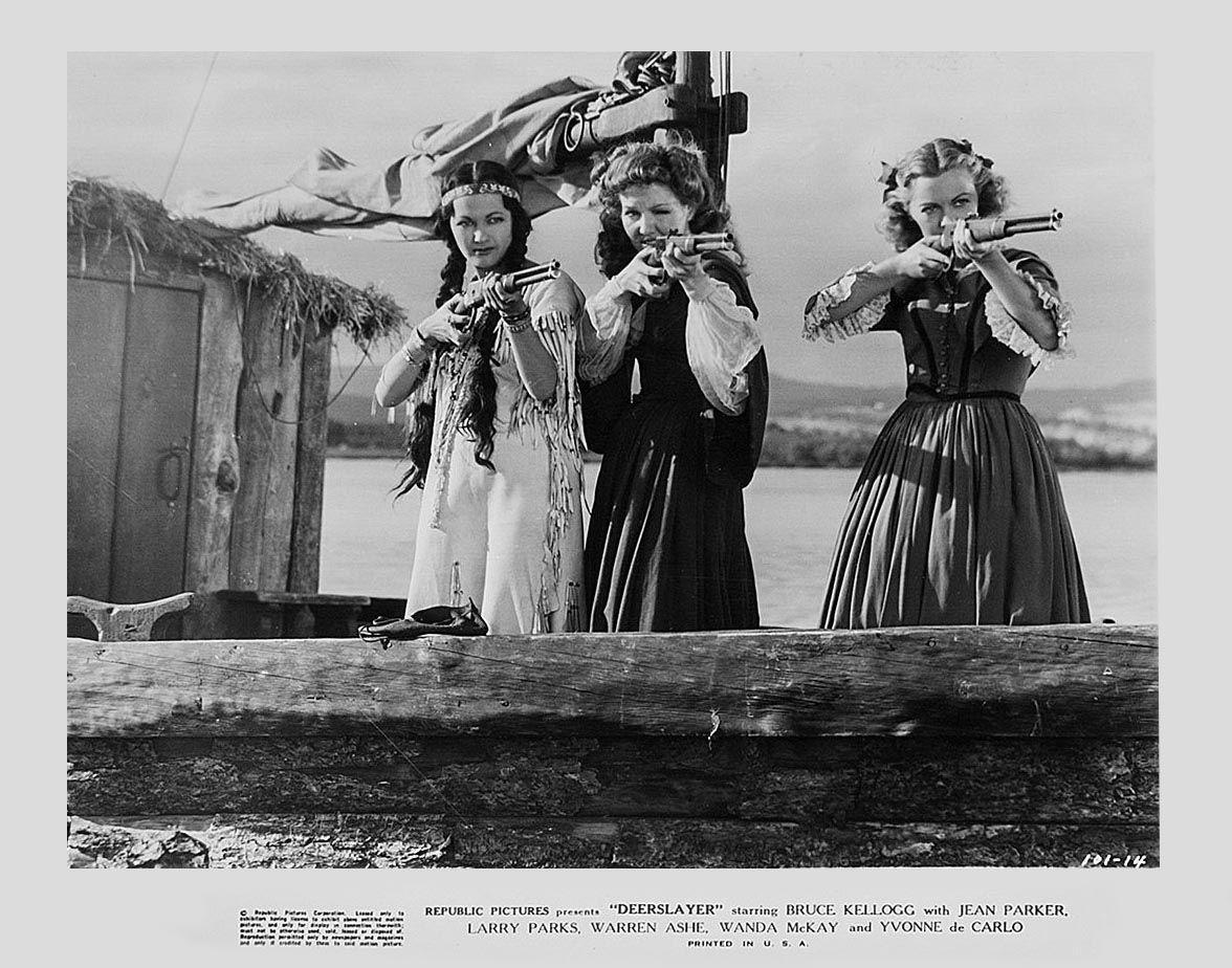 The Deerslayer (1943) - Lew Landers