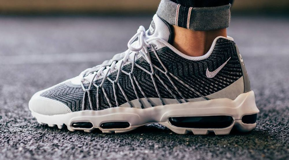 nike air max 95 grey white marble