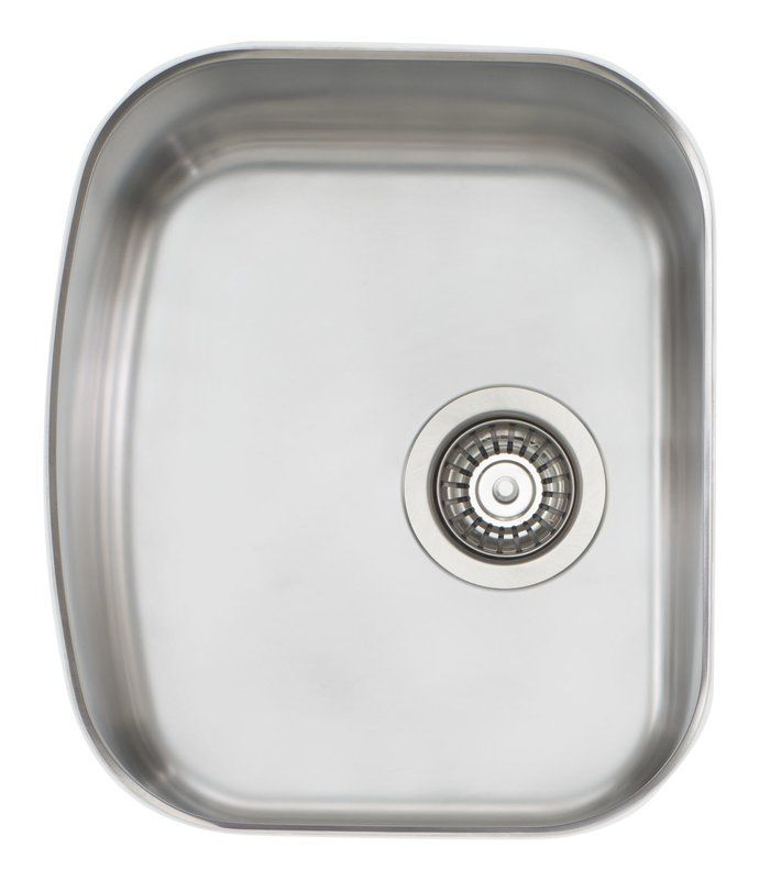 Melbourne 17.75 x 15 Single Bowl Kitchen Sink with Price ...