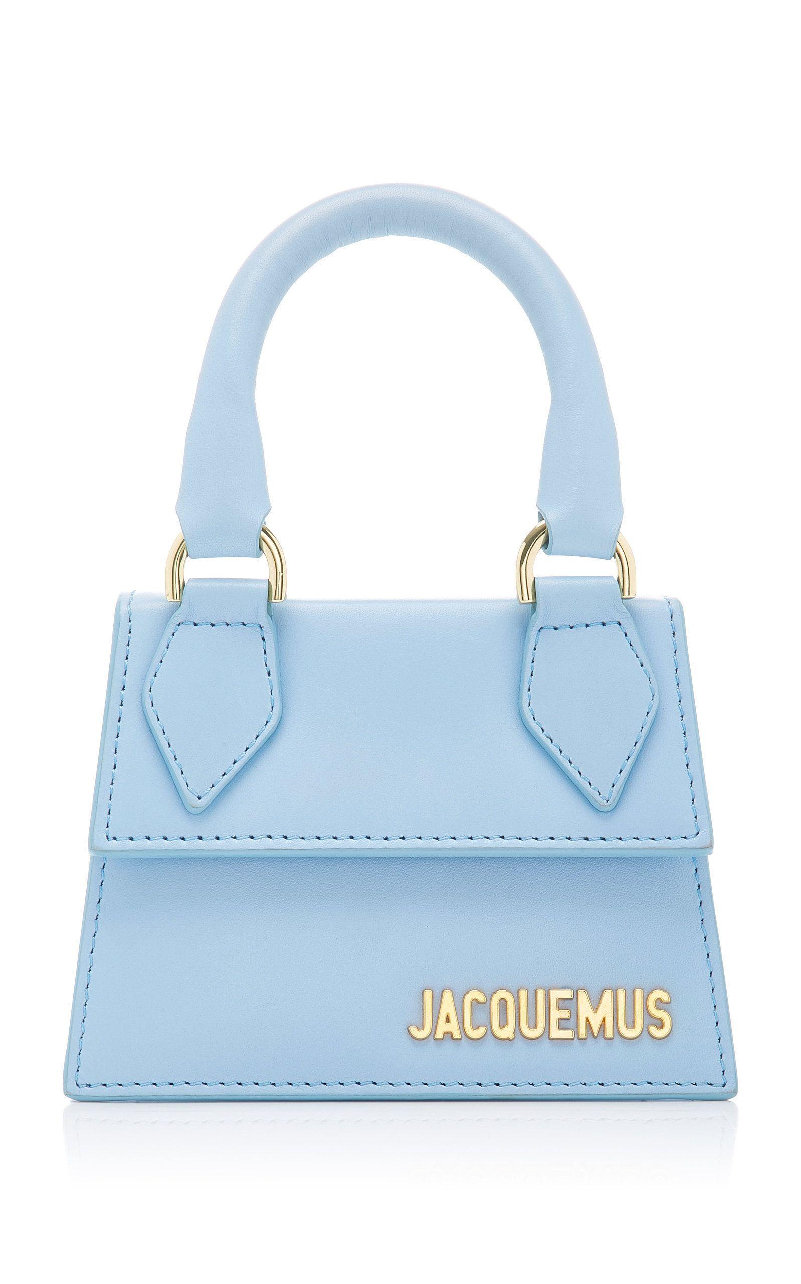 b8fedc56846 Jacquemus Le Chiquita Leather Micro Bag   KABELKY   HANDBAGS   BAGS ...