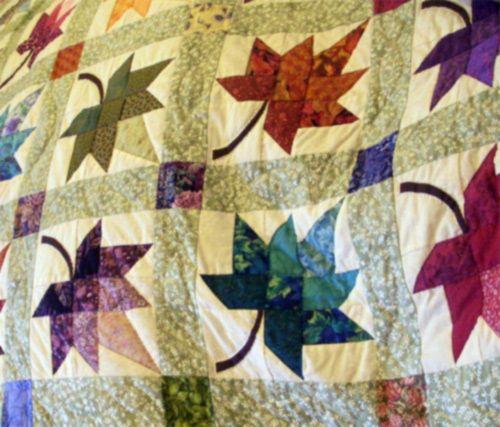 amish-autumn-splendor | quilting | Pinterest | Falling leaves ... : quilts amish - Adamdwight.com