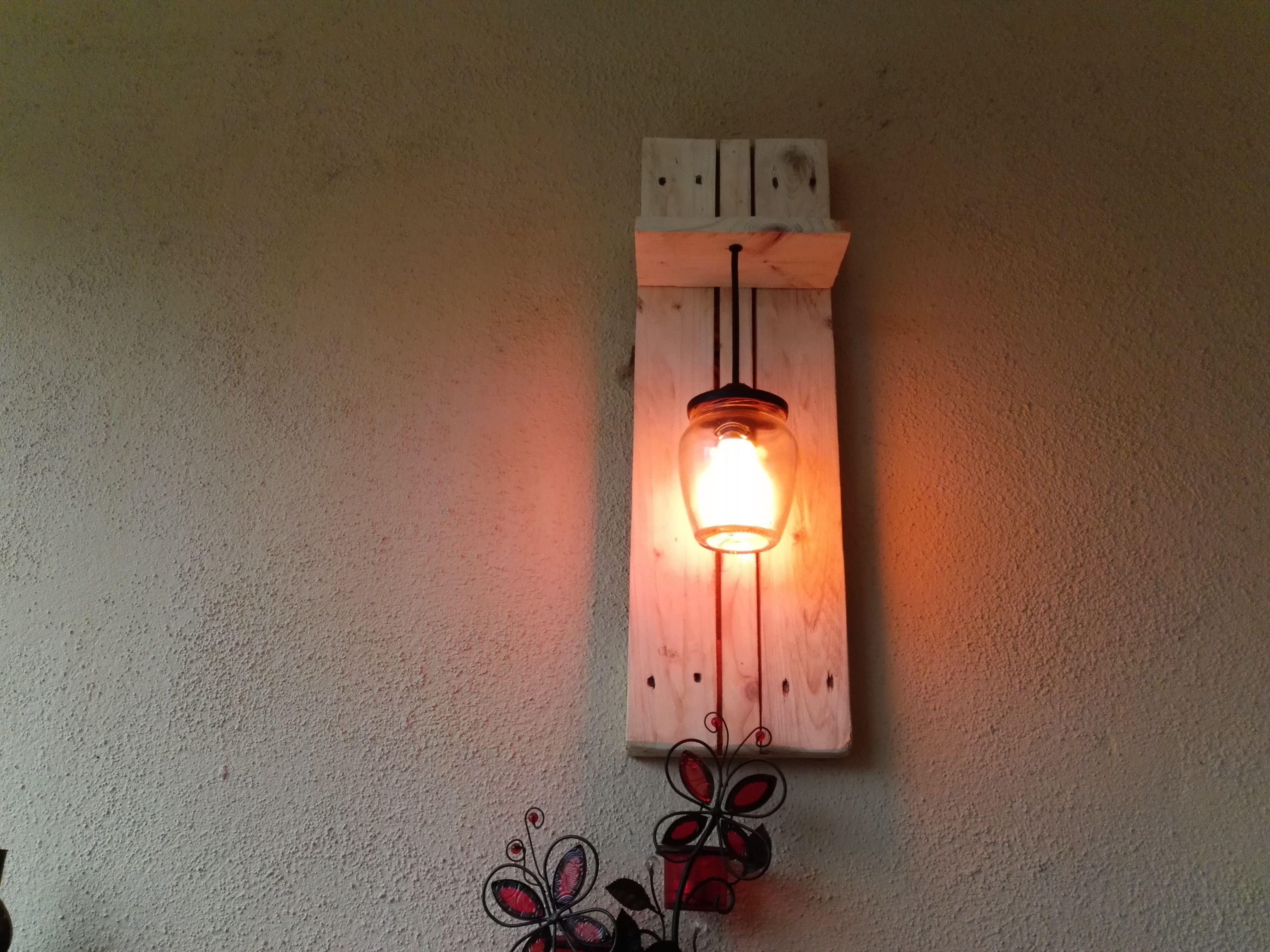 Lampada Con Barattolo Di Vetro : Lampade barattoli di vetro lampada barattolo vetro u idea d