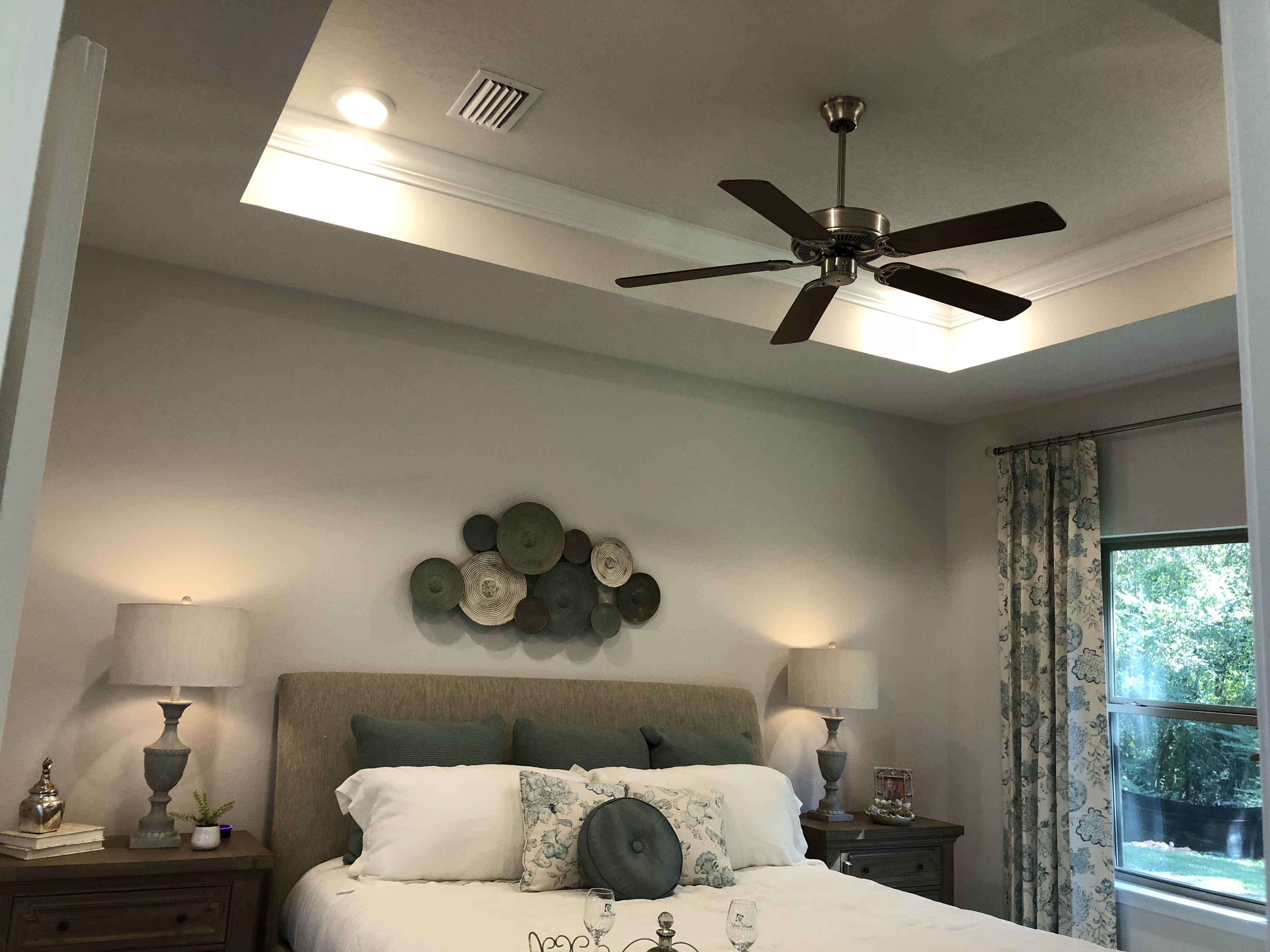 Dr Horton Model Home Florida Loft Style Bedroom Master Bedroom Interior Bedroom Layouts