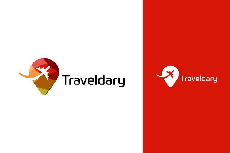 Logo Design by D4Designer for Traveldary Travel Agency ...