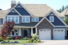 Blue Cedar Shake Homes Google Search