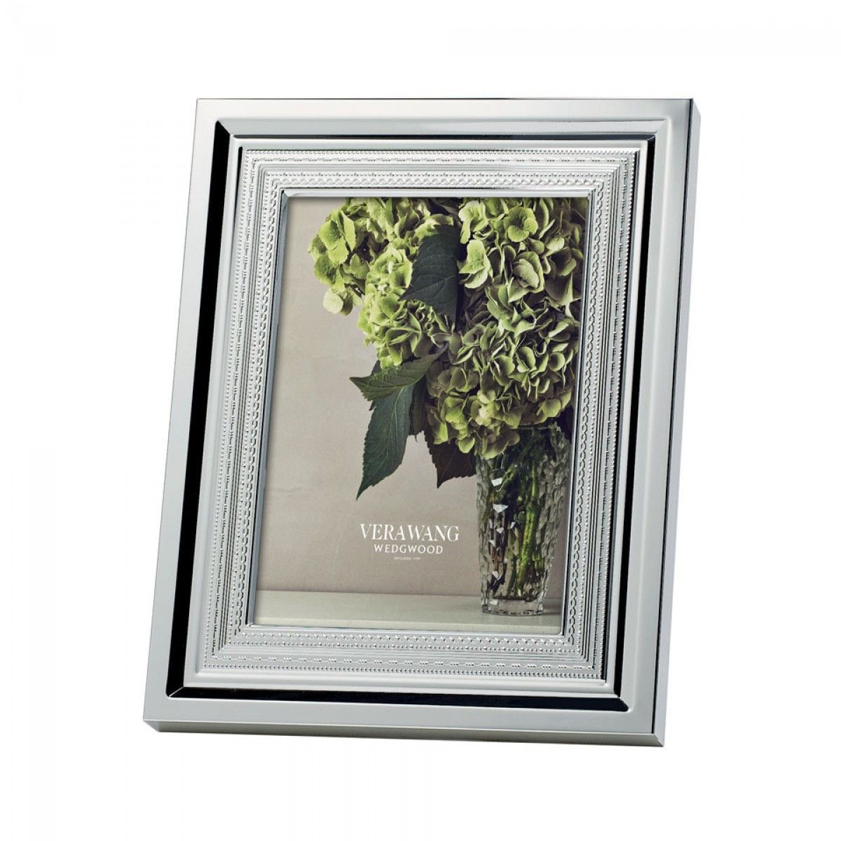 With Love Silver 8x10 Picture Frame, Vera Wang Collection   Products ...