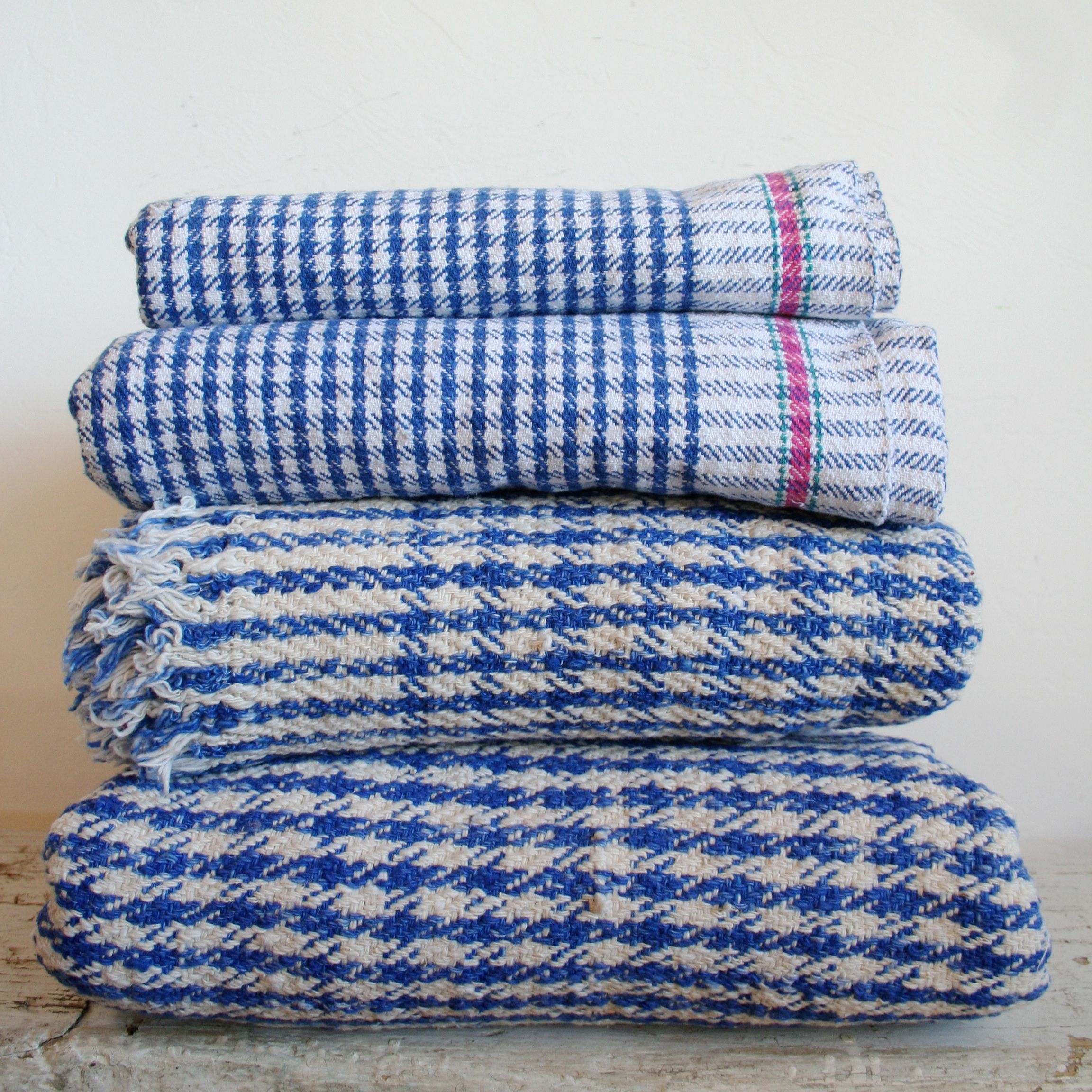 we really love gingham… auntie oti | bon things, past and present ...