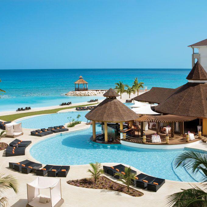 Best Jamaica Honeymoon Resorts Secrets Wild Orchid Montego Bay