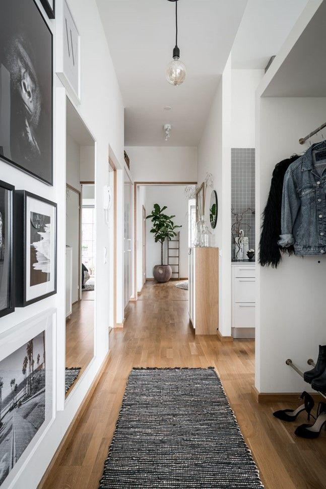 Design plantes vertes dans un appartement de deux-pièces de 62m2 - PLANETE DECO a homes world
