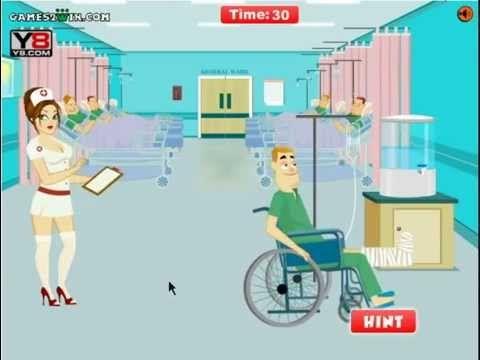 Naughty Nurse Game - Y8.com Best Funny Online Games by Pakang - Best ...