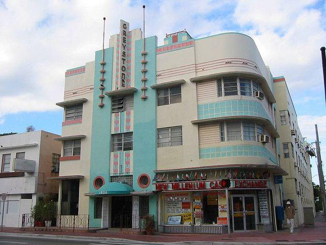 Greystone South Beach Miami Florida Architecture
