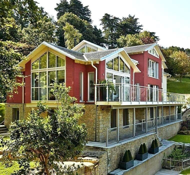 Landhaus Mit Stil Landhausstil Haus Bauen Modern Englischer House Styles House Outdoor Decor