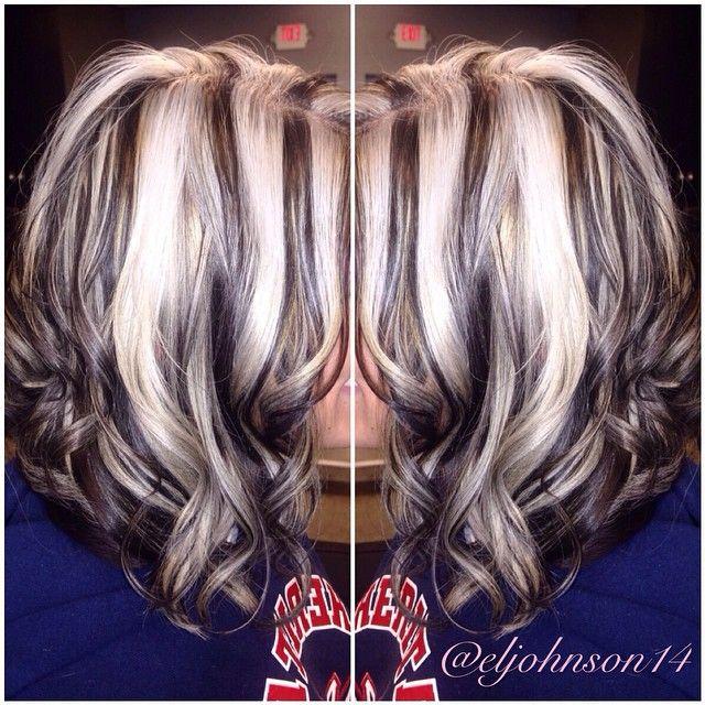 Instagram post by emily johnson eljohnson14 chunky blonde hair style pmusecretfo Choice Image