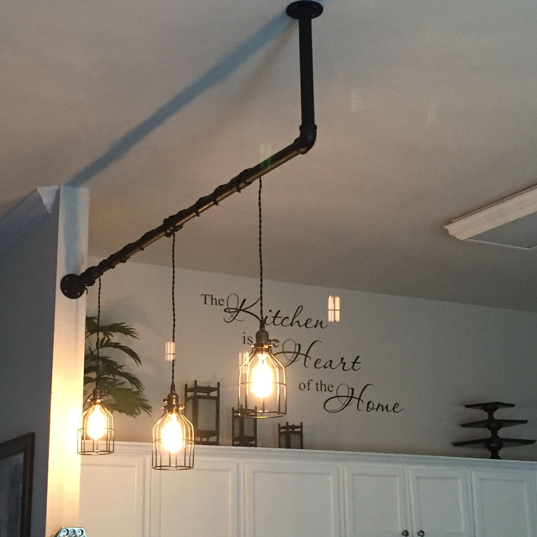 """""""Plug in Lights"""" Edison vintage bulbs Vintage Pendant"""