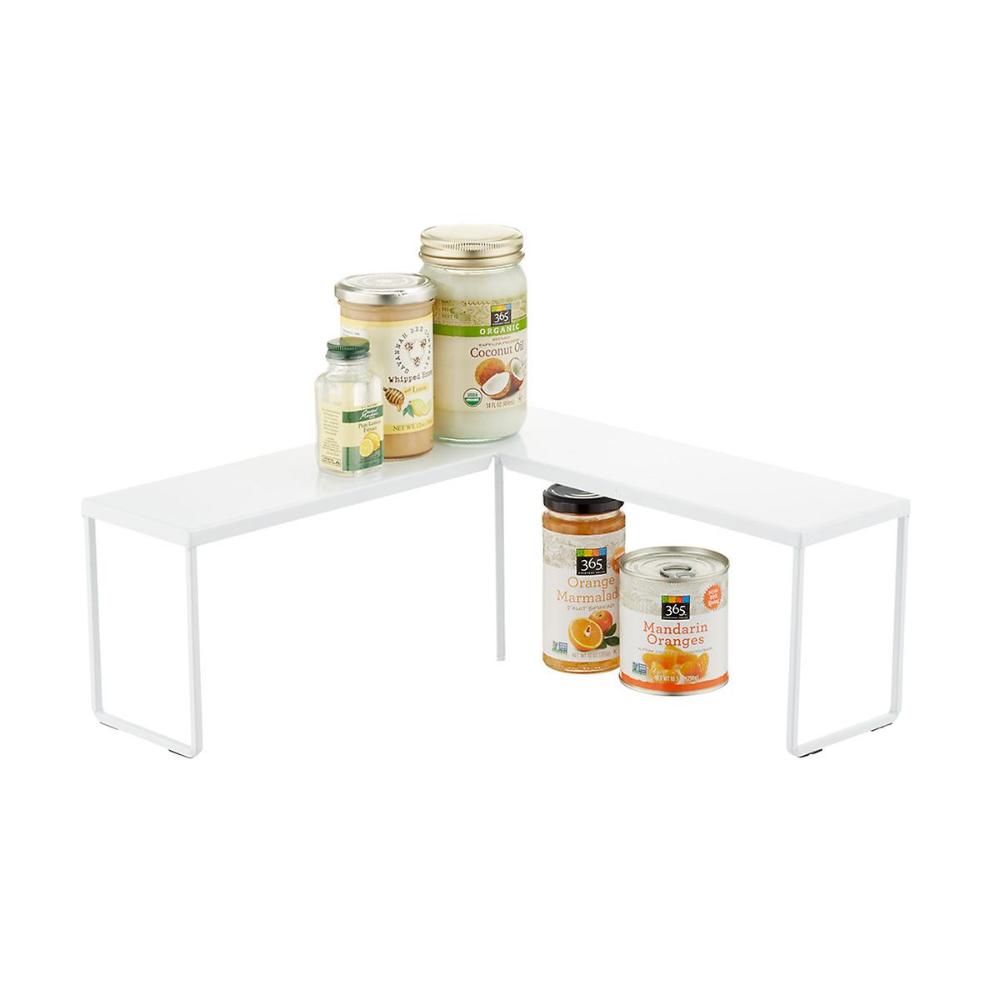 Franklin Corner Shelf Riser (With images) | Corner shelves ...