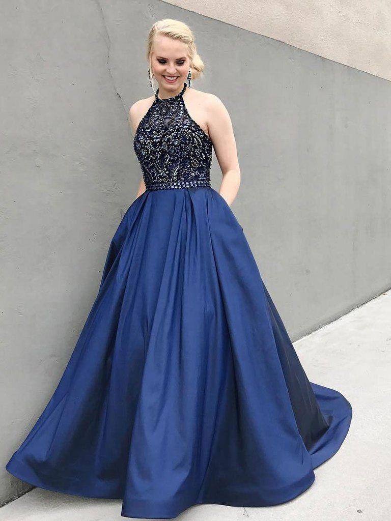 Charming prom dress sexy beaded prom dresses long elegant prom