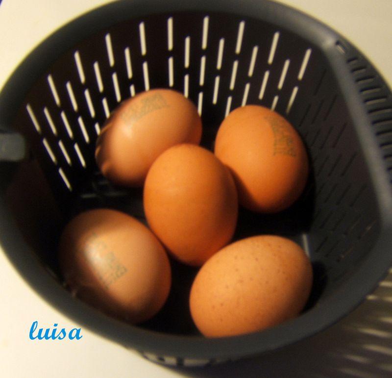 Ricetta Uova Sode Bimby.Uova Sode Ricetta Ricette Uova Sode Idee Alimentari