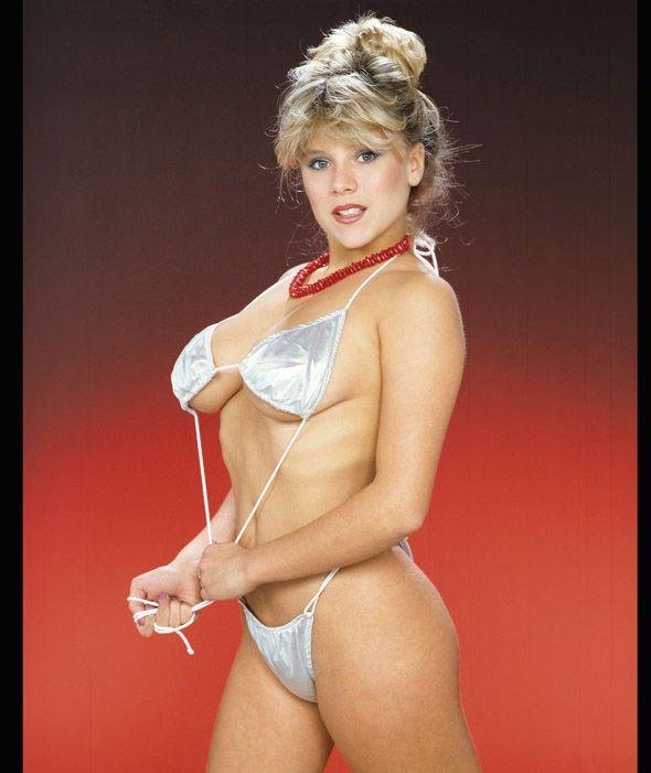 Samantha Fox in pictures | Things to Wear - Fox bikini ...