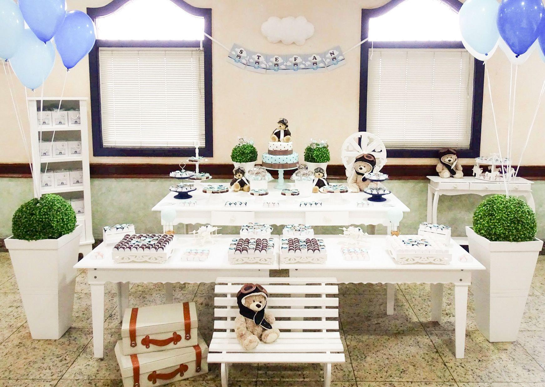 Ursinhos Aviadores   festacleanchic.com @festaclean
