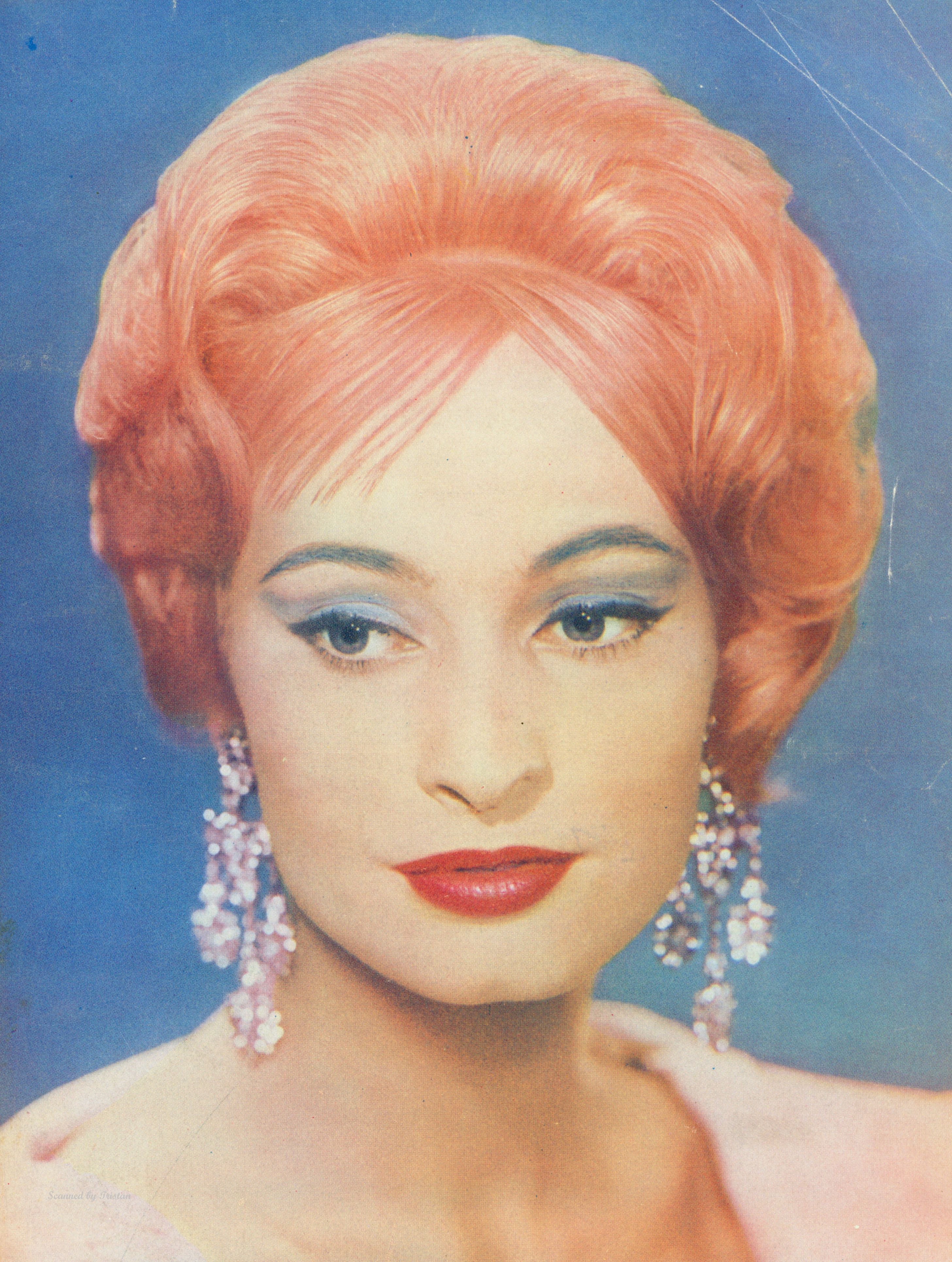 Pin by Tristan on 1960s Women's Hairstyes and Hairstyling ...