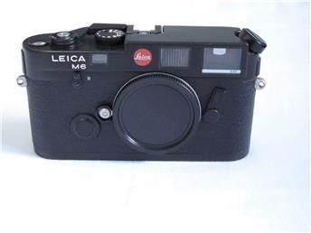 Leica M6 0.85 Toppskick! Endast 500 tillverkade!