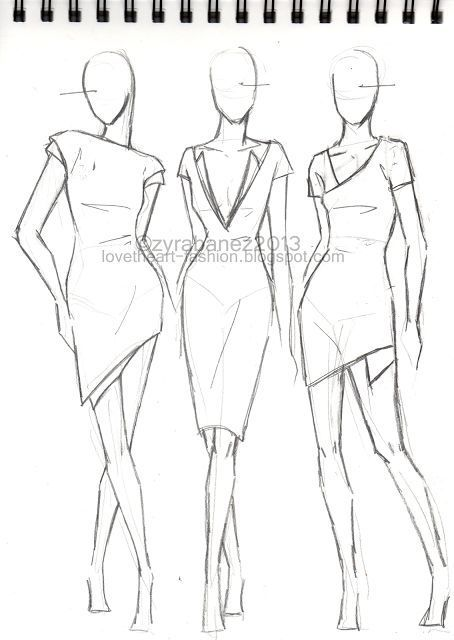 Photo of 67 Trendy fashion drawing template men