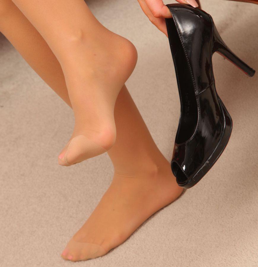 Pantyhose Foot