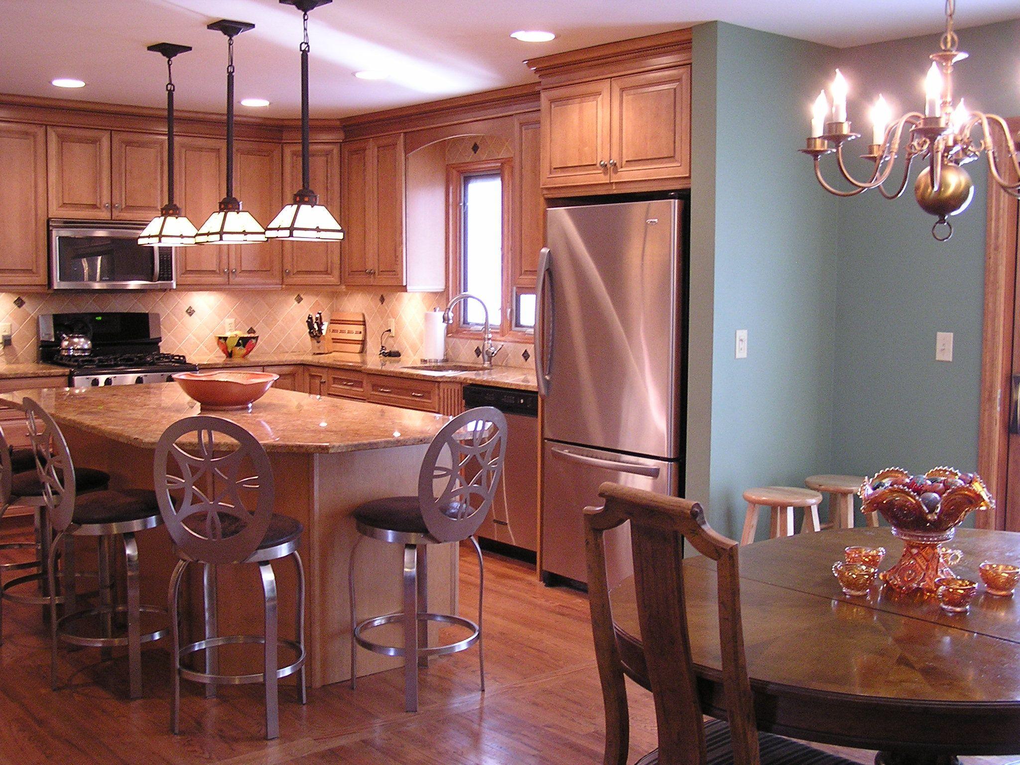 Bi Level Kitchen Renovation New City 4br 2 5 One Owner