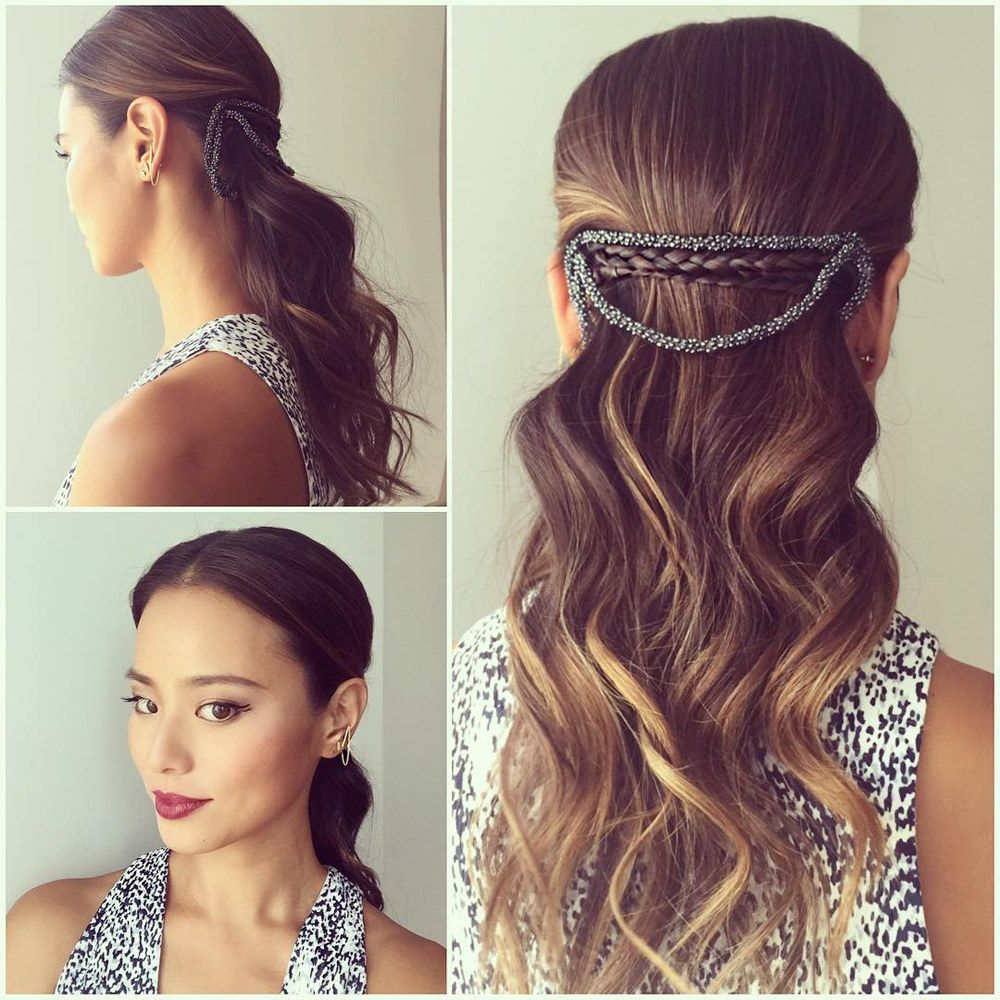 Second hairstyles easy hairstyle ideas teen vogue hair