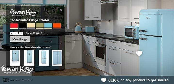 Swan   Interactive Kitchen Designer