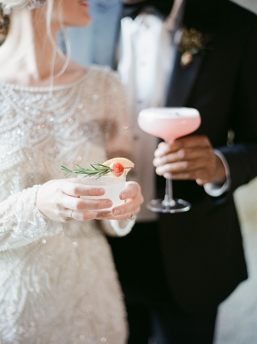 How To Throw A Wedding With Sophisticated Southern Charm
