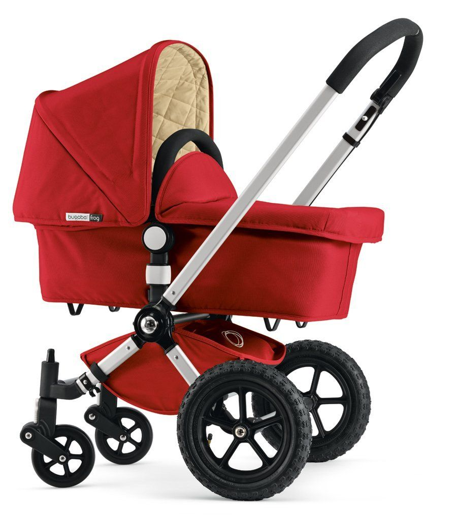 Betere Bugaboo frog in red, after five years I still love this stroller MT-35