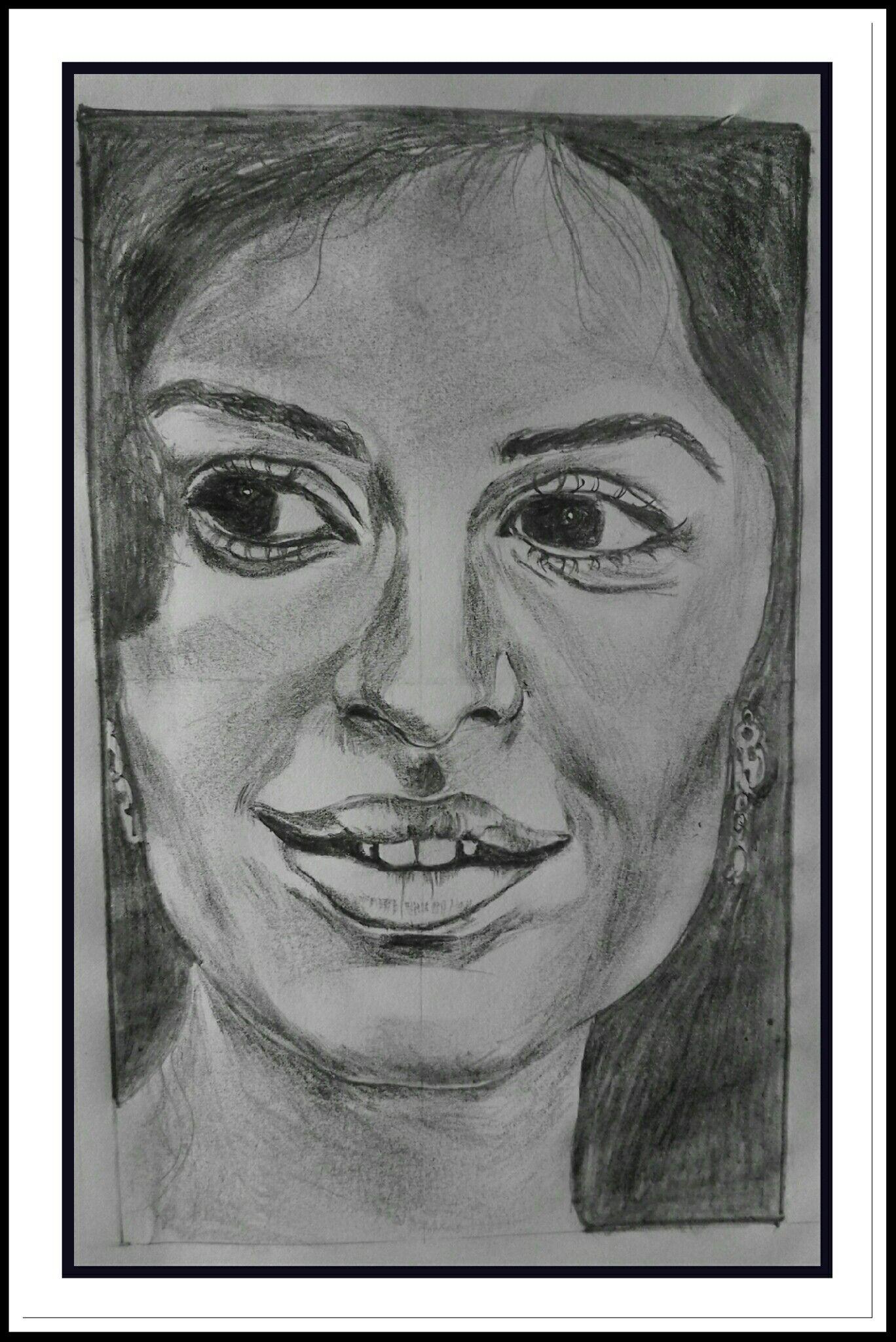 Katrina katrina kaif portraits drawings sketches art croquis drawing pics
