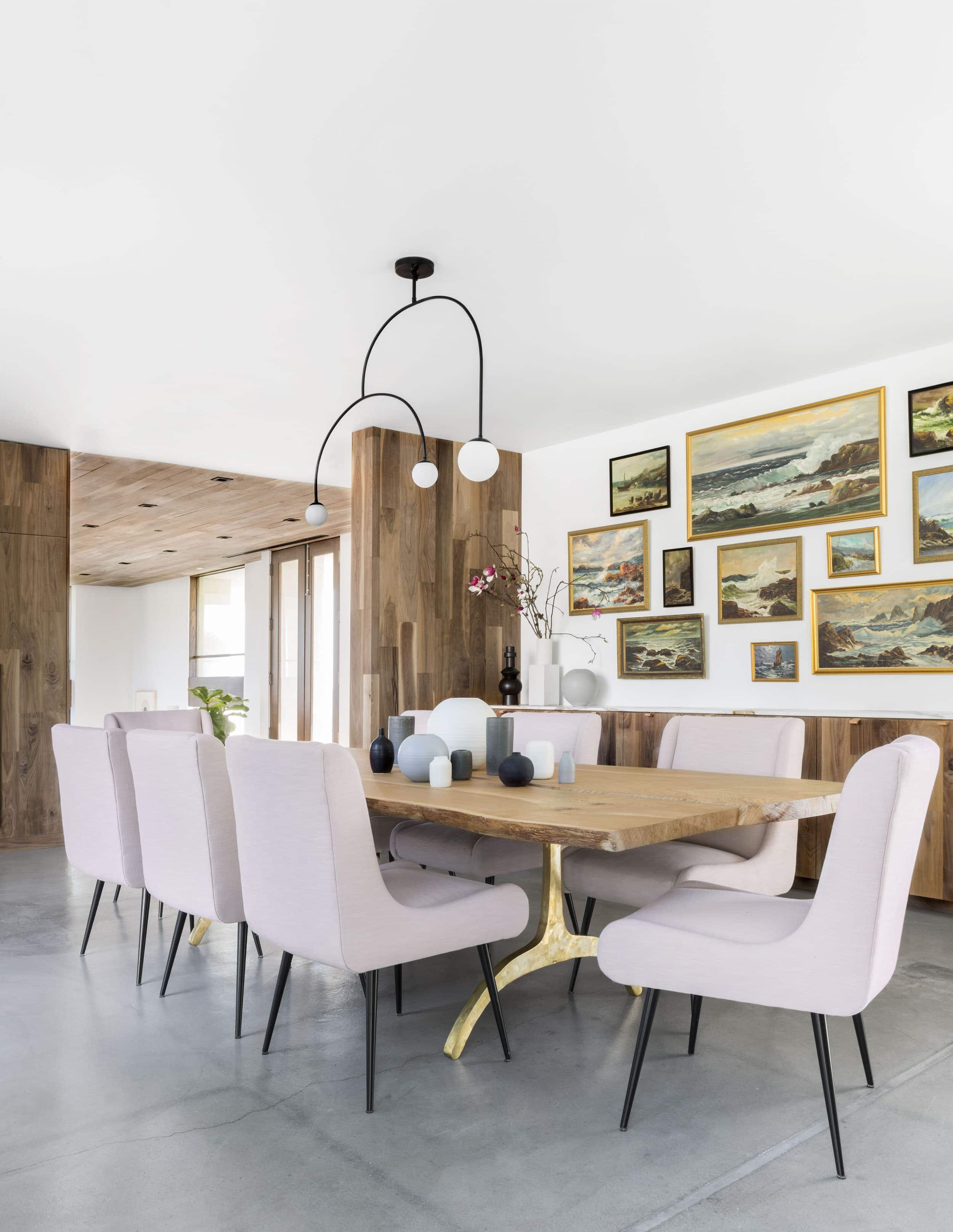 How To Style Your Dining Table For Everyday Living Dining Room