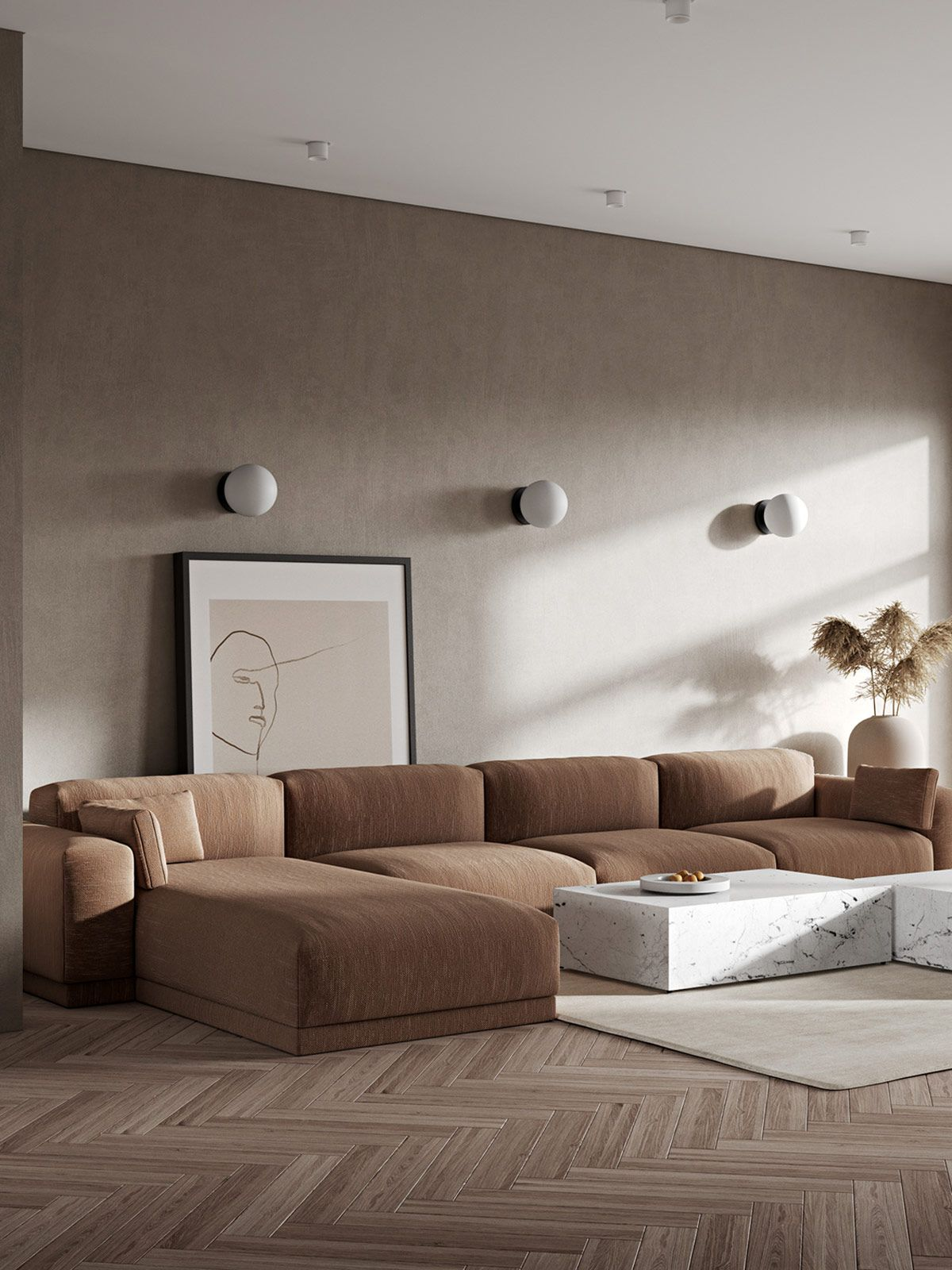 Photo of Introducing Depth, Warmth & Interesting Furniture Into Flat Spaces